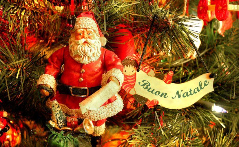 イタリア美味しいカレンダー 12月25日:クリスマス(Natale)
